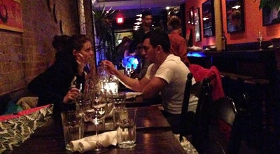 Photo of Wine Bar D'Amore Winebar & Caffe at 118 East 116th Street, East Harlem, NY 10029, United States
