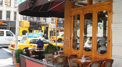 Photo of French Restaurant Cafe D'Alsace at 1695 2nd Ave, New York, NY 10128, United States