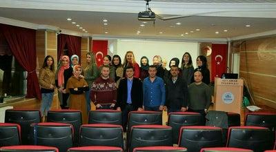 Photo of Music Venue Adıyaman Belediyesi Konservatuarı at Musalla Mahallesi Atatürk Caddesi, Adıyaman 02100, Turkey