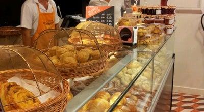 Photo of Bakery A Padaria Portuguesa at Pç. Luís De Camões, 44, Lisboa, Portugal