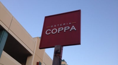 Photo of Italian Restaurant Osteria Coppa at 139 S B St, San Mateo, CA 94401, United States