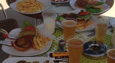 Photo of Falafel Restaurant Sunset Restaurant at Ephesia Beach Club, Turkey