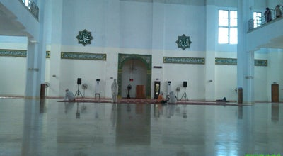 Photo of Mosque Masjid Raya Ahmad Yani at Jalan Wr. Supratman, Manado 95112, Indonesia