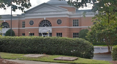 Photo of Library Charlotte Mecklenburg Library - Morrison Regional at 7015 Morrison Blvd, Charlotte, NC 28211, United States