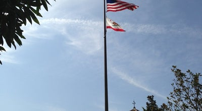 Photo of Historic Site Buena Vista Street Flag Pole at Anaheim, CA 92802, United States