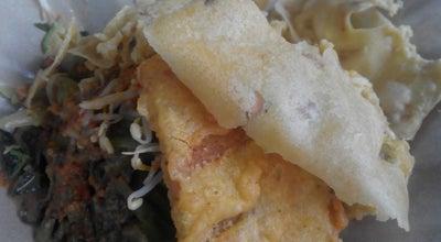 Photo of Vegetarian / Vegan Restaurant Nasi Pecel Sambel Tumpang at Jl. Soekarno Hatta, Malang, Indonesia