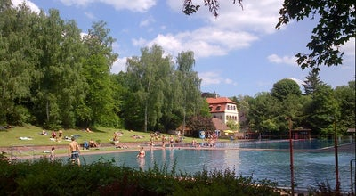 Photo of Pool Freibad Naturgarten at Schlegelstr. 20, Nürnberg 90491, Germany