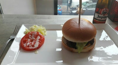 Photo of Burger Joint Flooh's at Delaerestraat 21, Roeselare 8800, Belgium
