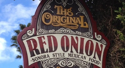 Photo of Mexican Restaurant Red Onion at 736 Silver Spur Rd, Rolling Hills Estates, CA 90274, United States