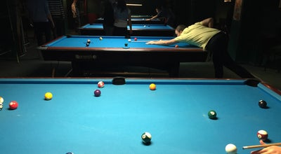 Photo of Pool Hall zakręcona bila at Franciszka Ratajczaka 20, 61-001 Poznań, Poznań, Poland