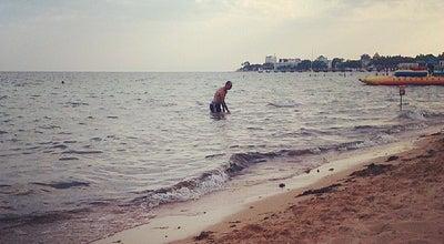Photo of Beach Пляж at Ukraine