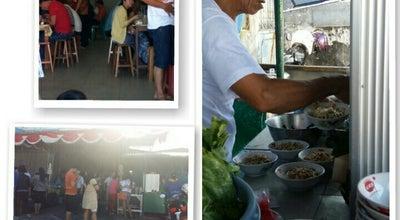 Photo of Chinese Restaurant rumah makan achoi at Jl.sriwijaya, Tanjungpandan, Indonesia