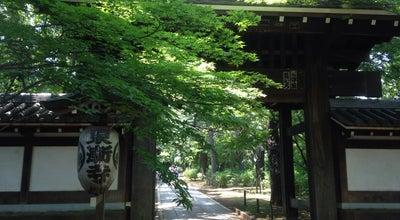 Photo of Temple 東漸寺 at 小金359, 松戸市 270-0014, Japan