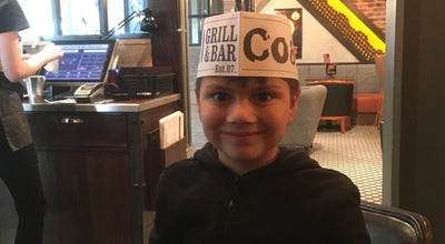 Photo of English Restaurant Coal Grill & Bar at Regent Circus, Swindon SN1 3DQ, United Kingdom