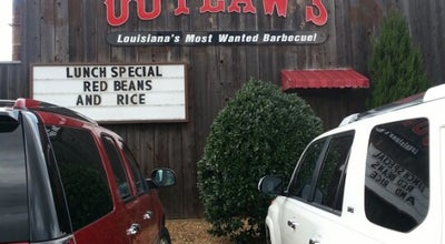Photo of BBQ Joint Outlaw's Barbecue at 818 Macarthur Dr, Alexandria, LA 71303, United States