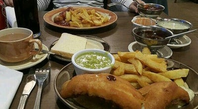 Photo of Fish and Chips Shop Olympus at 35-39 Great Moor Street, Bolton BL1 1SW, United Kingdom