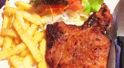 Photo of Steakhouse Schluck Restaurant at Kanchanaburi,thailand, Kanchanaburi 71000, Thailand