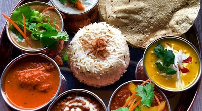 Photo of Indian Restaurant Babu Ji at 175 Avenue B, New York, NY 10009, United States