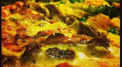 Photo of Pizza Place Capitão Caverna Pizzeria at Rua Conrado Ramos, 400, Ponta Grossa 84015-610, Brazil