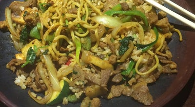 Photo of Asian Restaurant CJ's Stir It Up Mongolian Grill at 78383 Highway 111, La Quinta, CA 92253, United States