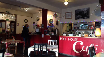 Photo of Music Venue Bristol Folk House Cafe at 40a Park St., Bristol BS1 5JG, United Kingdom