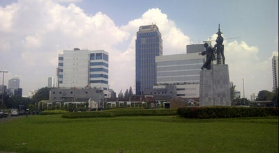 Photo of Monument / Landmark Patung Pahlawan (Tugu Tani) at Jalan Prapatan, Jakarta Pusat, Indonesia