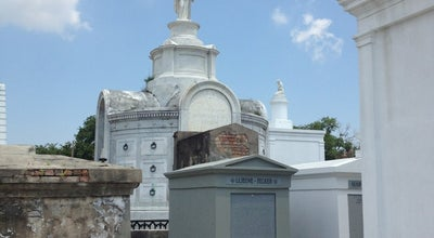 Photo of Cemetery St. Louis Cemetery No. 1 at 501 Basin St, New Orleans, LA 70112, United States