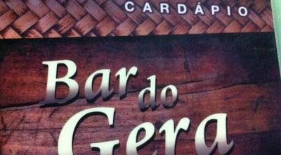 Photo of Brazilian Restaurant Bar Do Gera at R. Hidelberto De Freitas 102, Montes Claros, Brazil