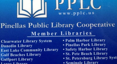 Photo of Library Palm Harbor Public Library at 2330 Nebraska Ave, Palm Harbor, FL 34683, United States