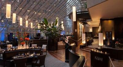 Photo of Restaurant Azure Restaurant & Bar at 225, Toronto, ON M5V 2X3, Canada