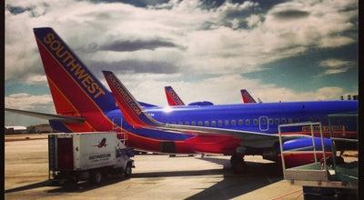 Photo of Airport Albuquerque International Sunport (ABQ) at 2200 Sunport Blvd Se, Albuquerque, NM 87106, United States
