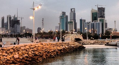 Photo of Beach مسنه الوطية at Q8, الديره, Kuwait
