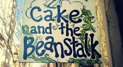 Photo of Cafe Cake and the Beanstalk at 1112 Locust St, Philadelphia, PA 19107, United States