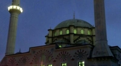 Photo of Mosque Fatih Camii at Tepecik, Buyukcekmece, Turkey