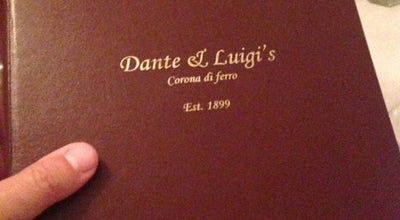 Photo of Italian Restaurant Dante & Luigi's at 762 S 10th St, Philadelphia, PA 19147, United States