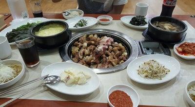 Photo of BBQ Joint 성산왕갈비 at 마포구 월드컵북로 233, Seoul 03936, South Korea