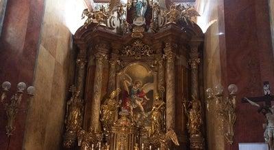 Photo of Church Kostel sv. Michala at Žerotinovo Náměstí 1, Olomouc 77900, Czech Republic