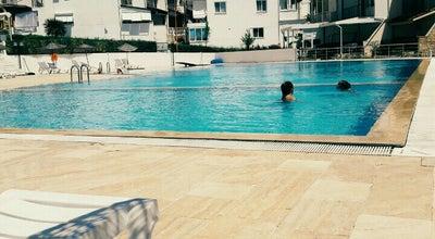 Photo of Water Park Aycim Sitesi Swimming Pool at Turkey