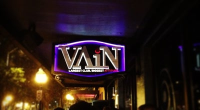 Photo of Nightclub Vain at 151 S Orange Ave, Orlando, FL 32801, United States