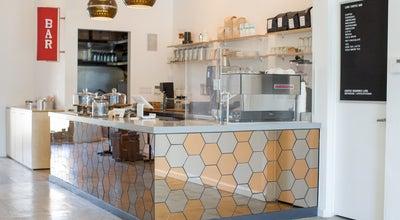 Photo of Coffee Shop Love Coffee Bar at 1732 Ocean Park Blvd, Santa Monica, CA 90405, United States
