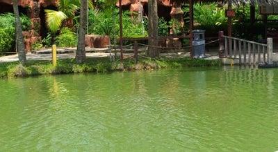 Photo of Lake Jetty To Monkey Island at A'famosa Animal World Safari, Alor Gajah 78000, Malaysia