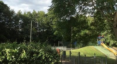 Photo of Park Northumberland Street Park at Northumberland Street, Norwich, United Kingdom