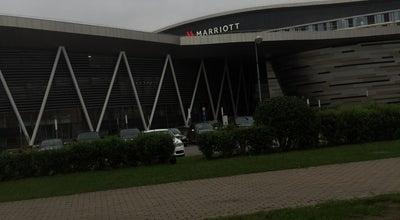 Photo of Hotel Minsk Marriott Hotel / Минск Марриотт Отель at Просп. Победителей, 20, Минск 220020, Belarus