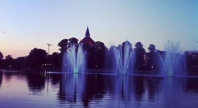 Photo of Park Pildammsparken at Baltiska Vägen, Malmö, Sweden