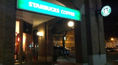 Photo of Coffee Shop Starbucks at 132, Toronto, ON M5A 1E2, Canada