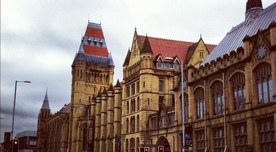 Photo of University University of Manchester at Oxford Rd., Manchester M13 9PL, United Kingdom