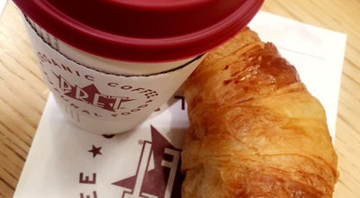Photo of Fast Food Restaurant Pret A Manger at 1 Penn Plaza, New York, NY 10119, United States
