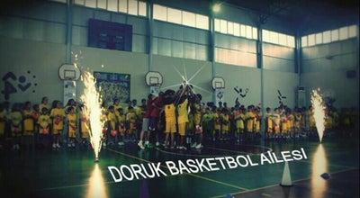 Photo of Basketball Court Doruk Basketbol Spor Kulübü at Özel Adana Final Okulları Kapalı Spor Salonu, ADANA, Turkey