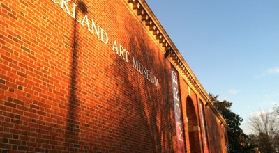 Photo of Art Museum Ackland Art Museum at 101 S Columbia St., Chapel Hill, NC 27514, United States