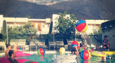 Photo of Hotel Bar Ace Hotel & Swim Club Lounge at 701 E Palm Canyon Dr, Palm Springs, CA 92264, United States